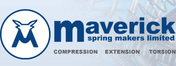 Maverick Spring Makers Limited | Compression Extension Torsion